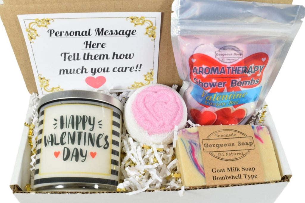 Custom Valentine Gift Box
