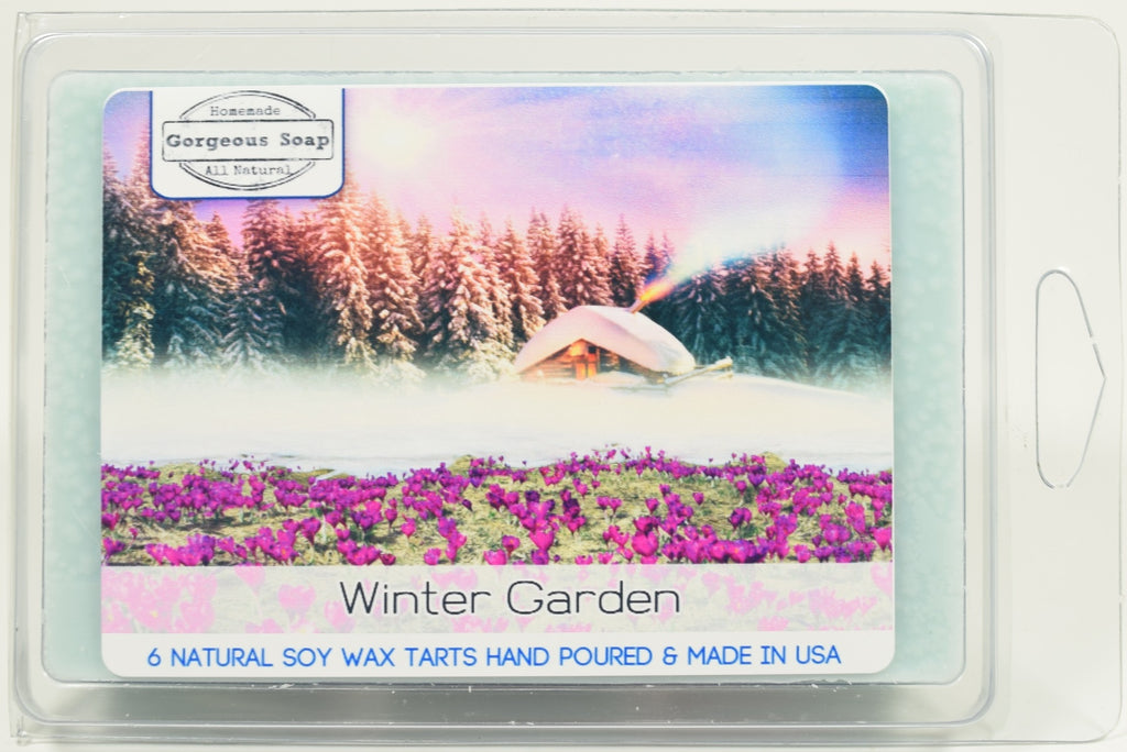 Winter Garden Wax Tarts