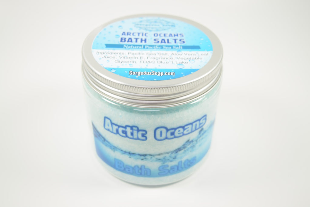 Arctic Oceans Bath Salts