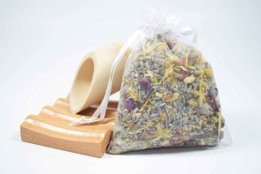 Five Flower Bath Tea Bag