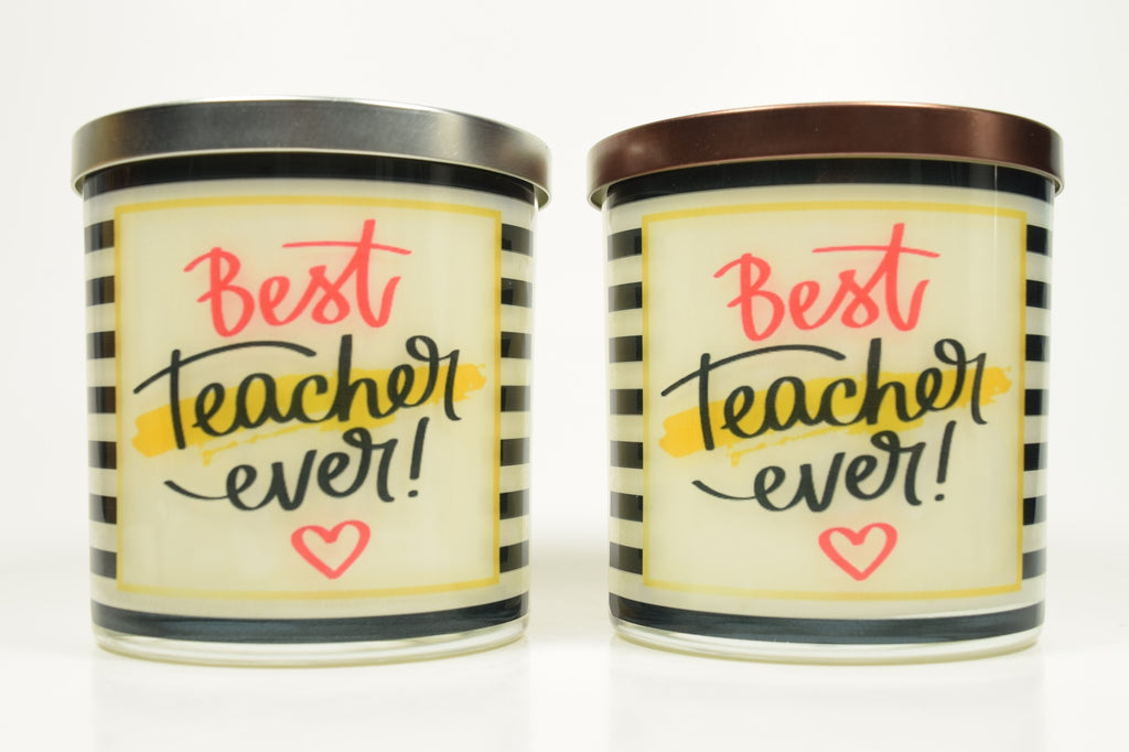 Custom Best Teacher Gift Box