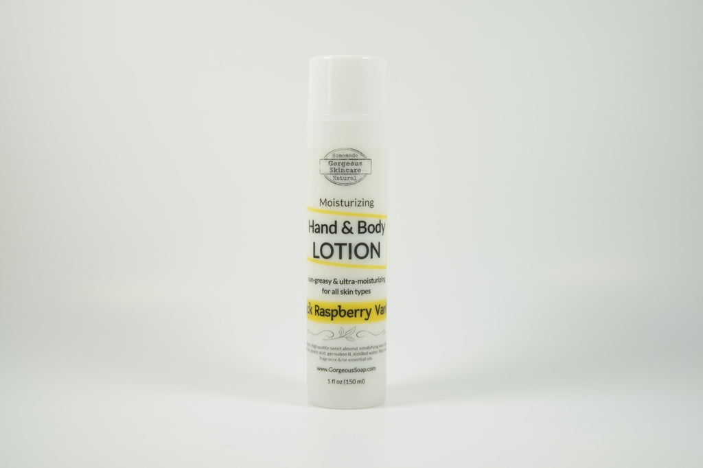Black Raspberry Vanilla Hand & Body Lotion