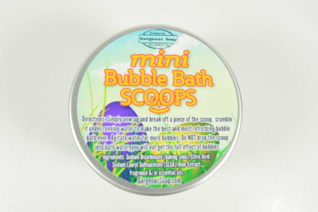 Easter Mini Bubble Bath Scoops