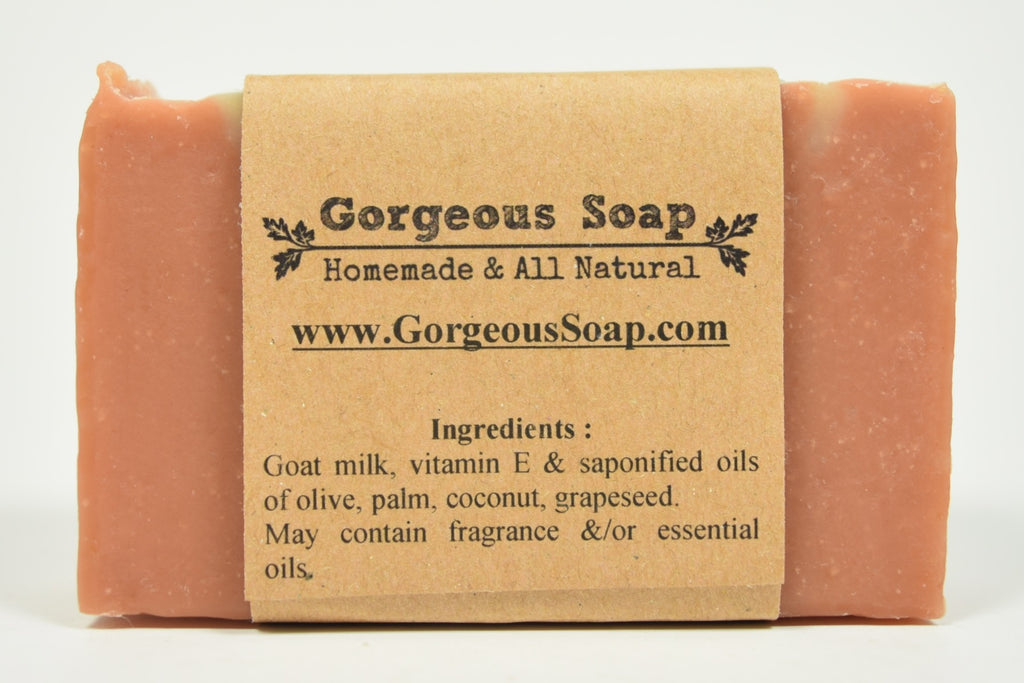 Cedarwood Goat Milk Soap