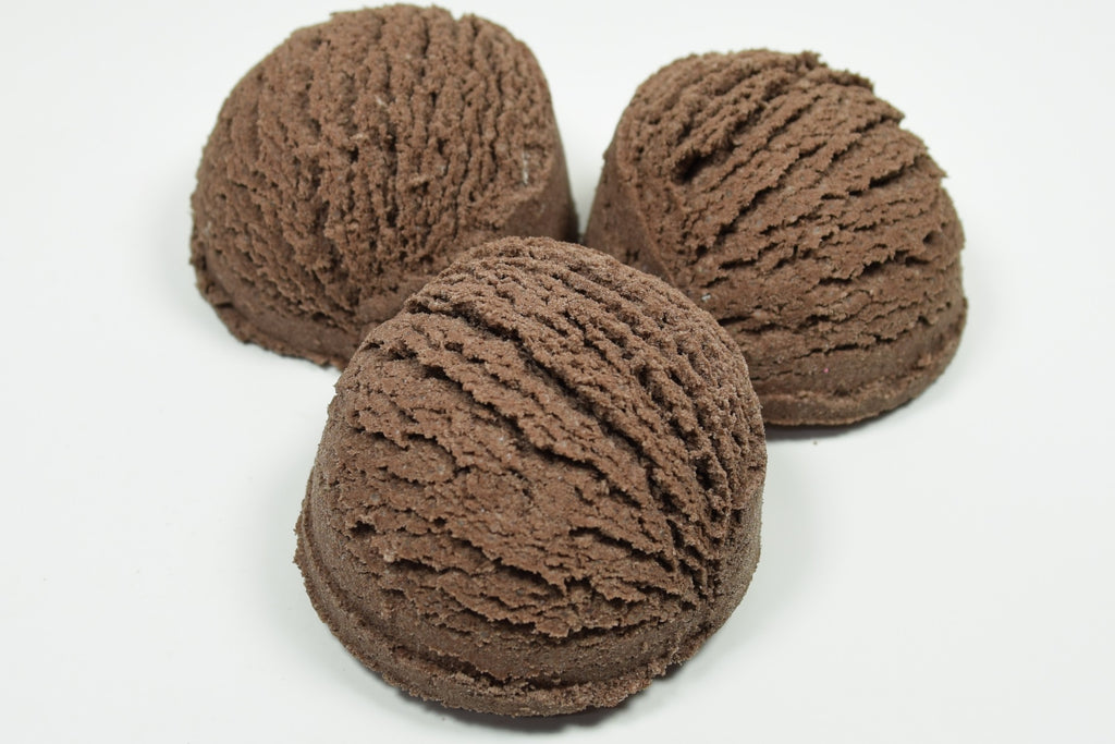 Chocolate Bubble Bath Scoops