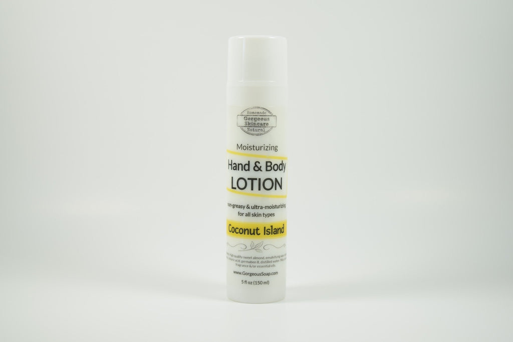 Coconut Island Hand & Body Lotion