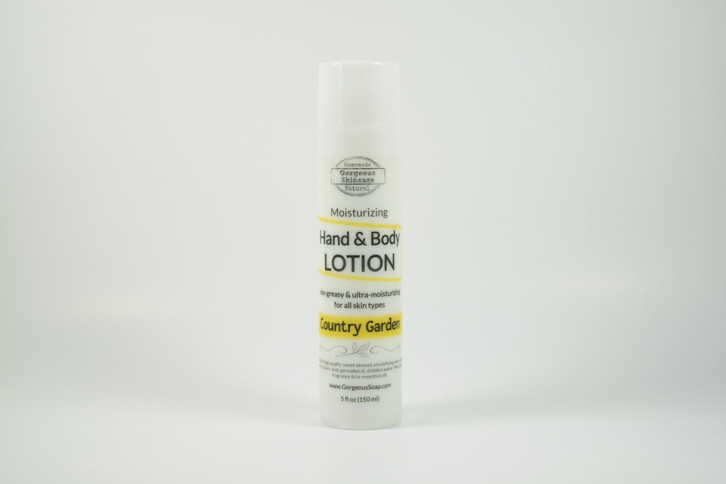Country Garden Hand & Body Lotion