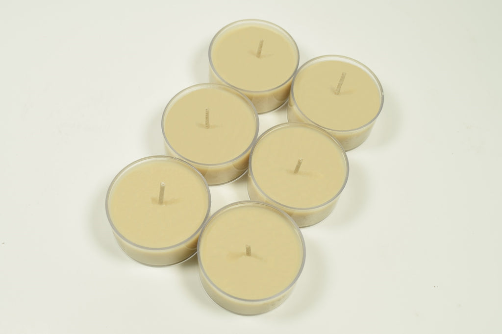Cracklin Birch Natural Soy Tealight Candles