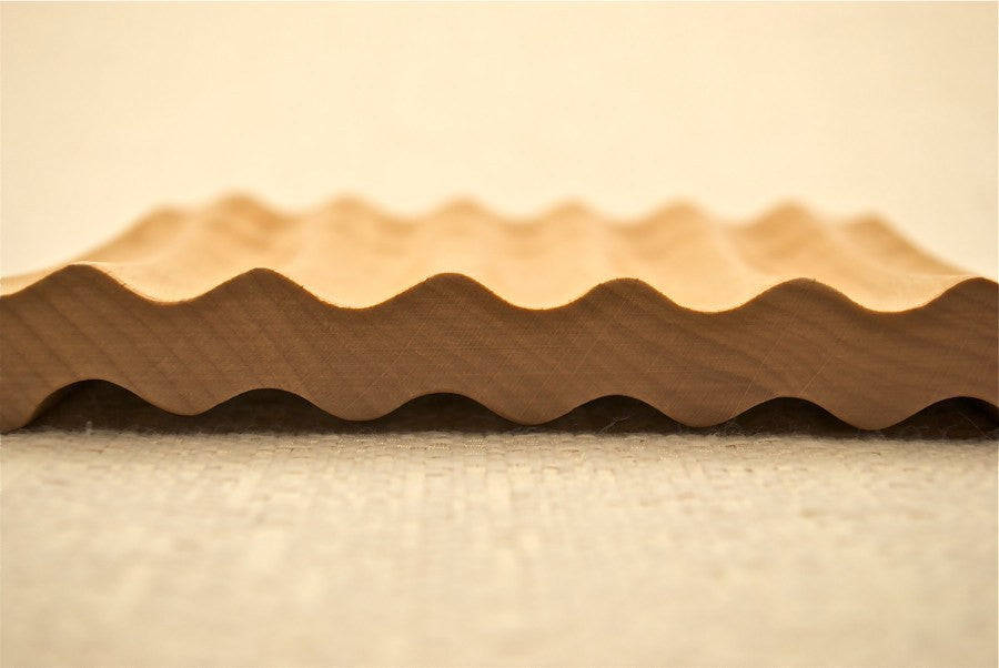 Curved Grooved - Large