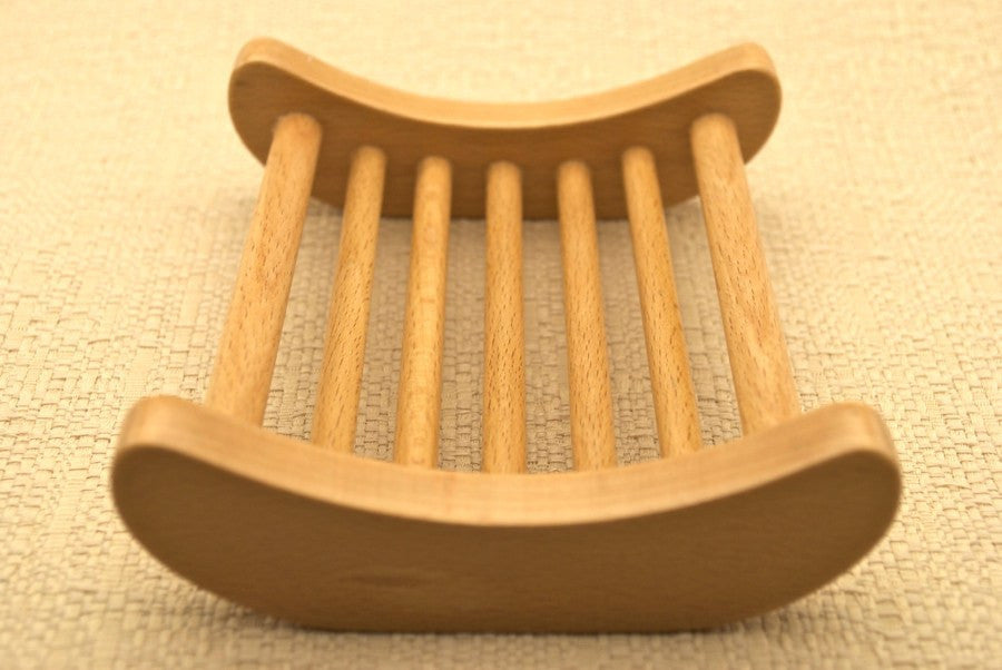 Curved One Piece Tray