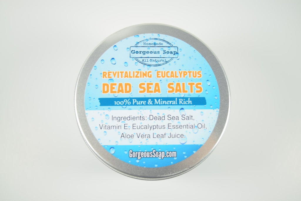 Eucalyptus Dead Sea Salts