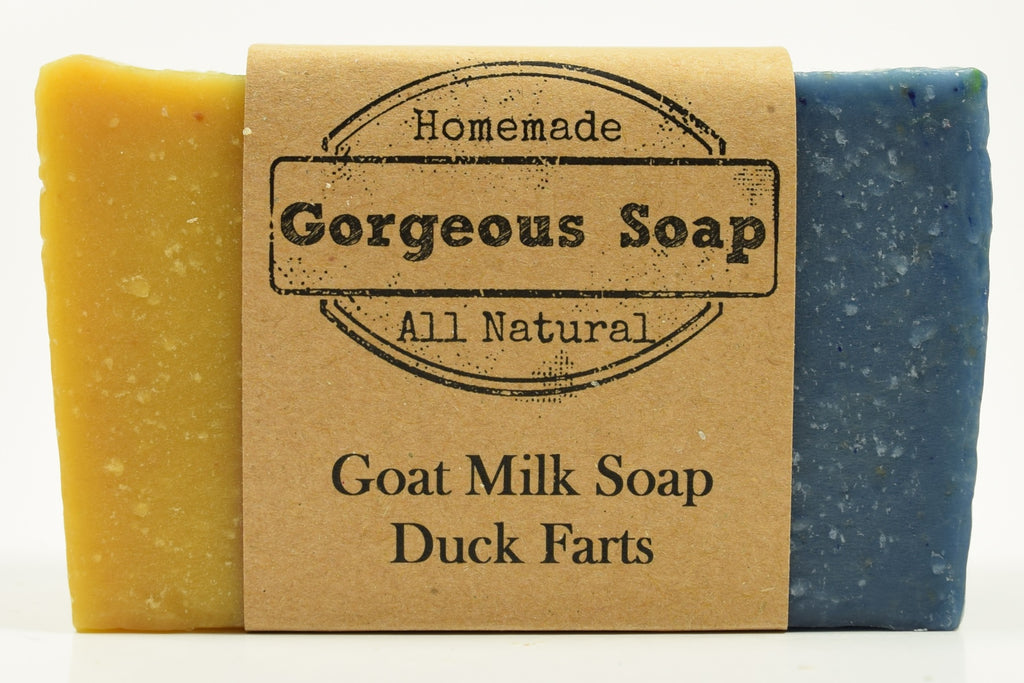 Duck Farts Goat Milk Soap