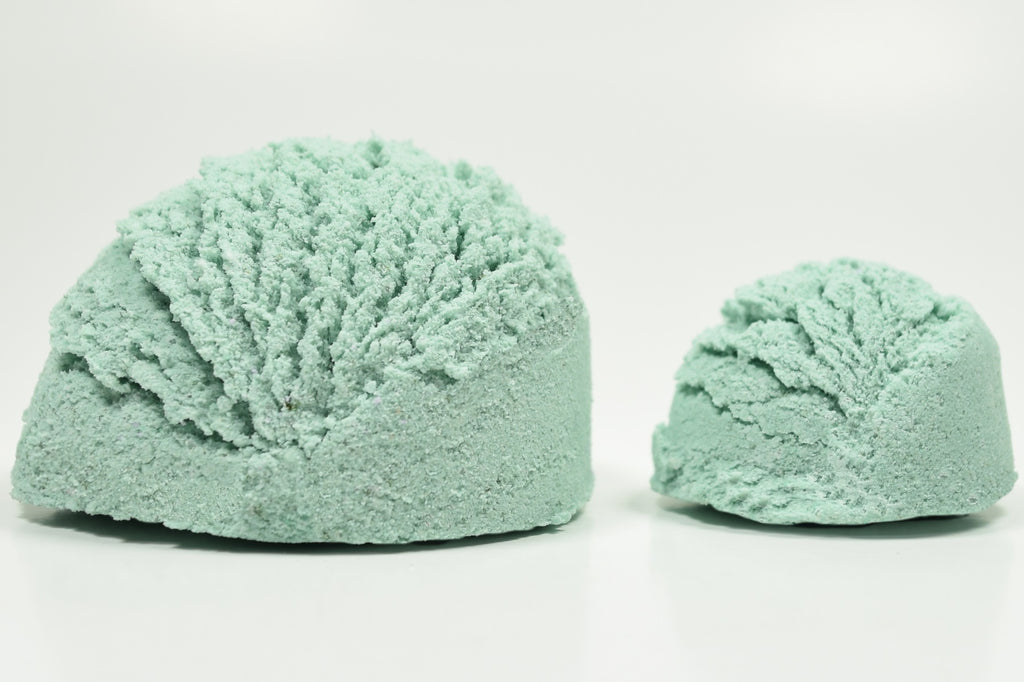 Eucalyptus Spearmint Bubble Bath Scoops