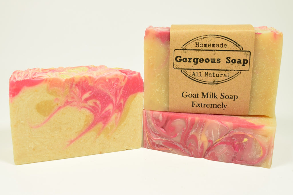 Extremely Goat Milk Soap