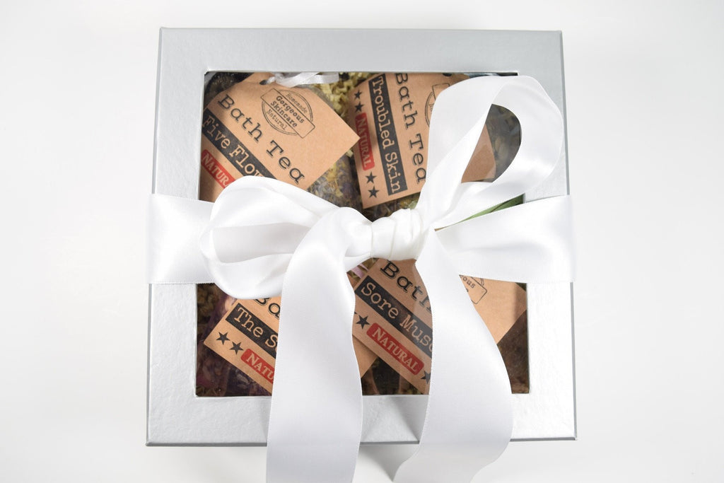 Bath Tea Gift Box Set