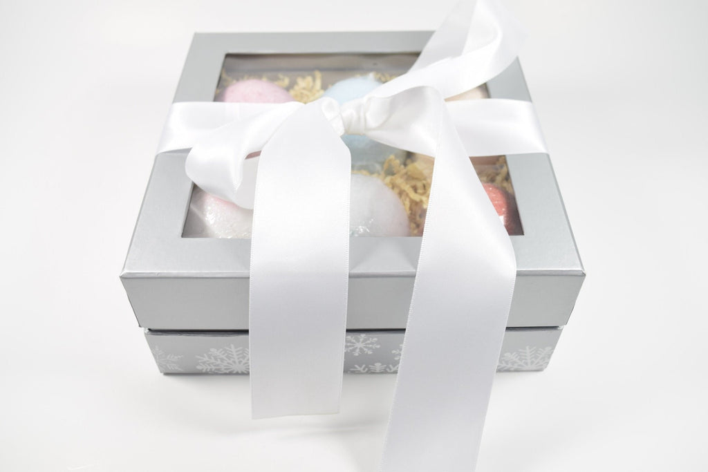 Bath Bombs Gift Box Set