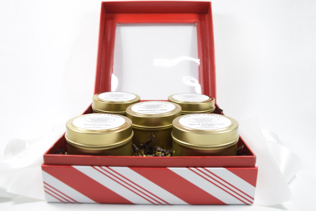 Candle Gift Box Set