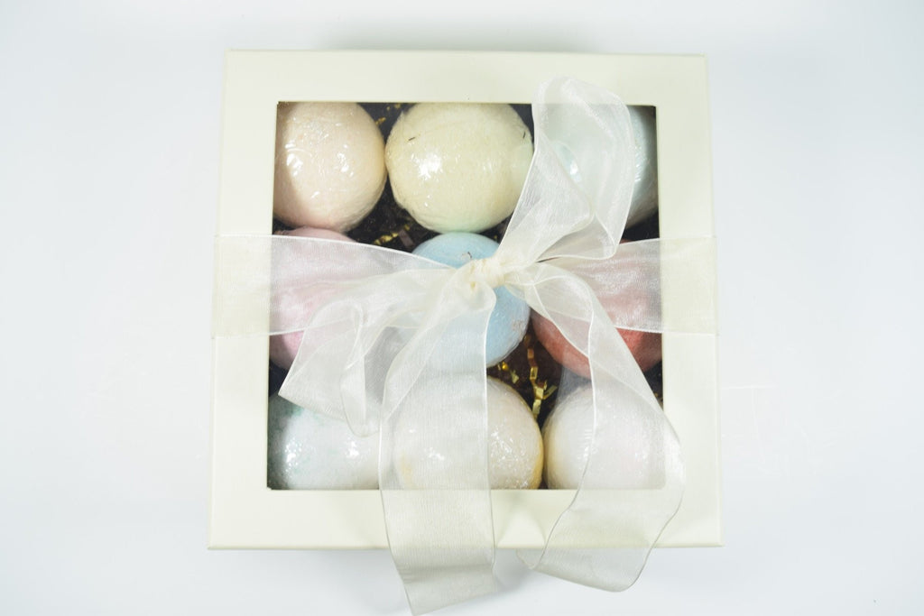 Bath Bomb Gift Box Set