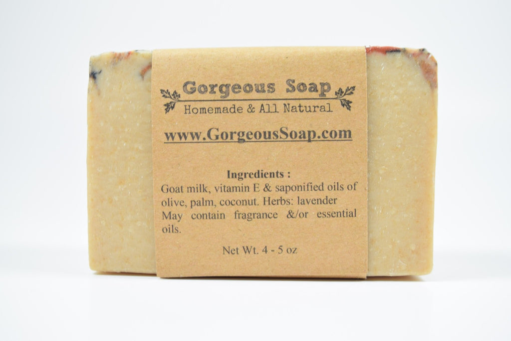 Guardian Angel Goat Milk Soap