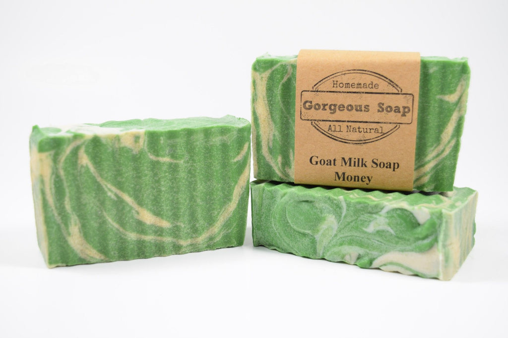 Money Goat Milk Soap