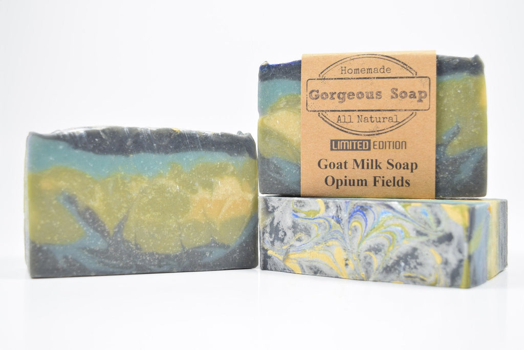 Opium Fields Goat Milk Soap
