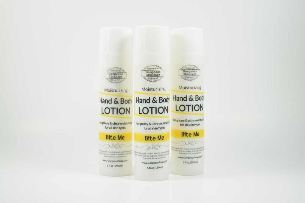 Bite Me Hand & Body Lotion