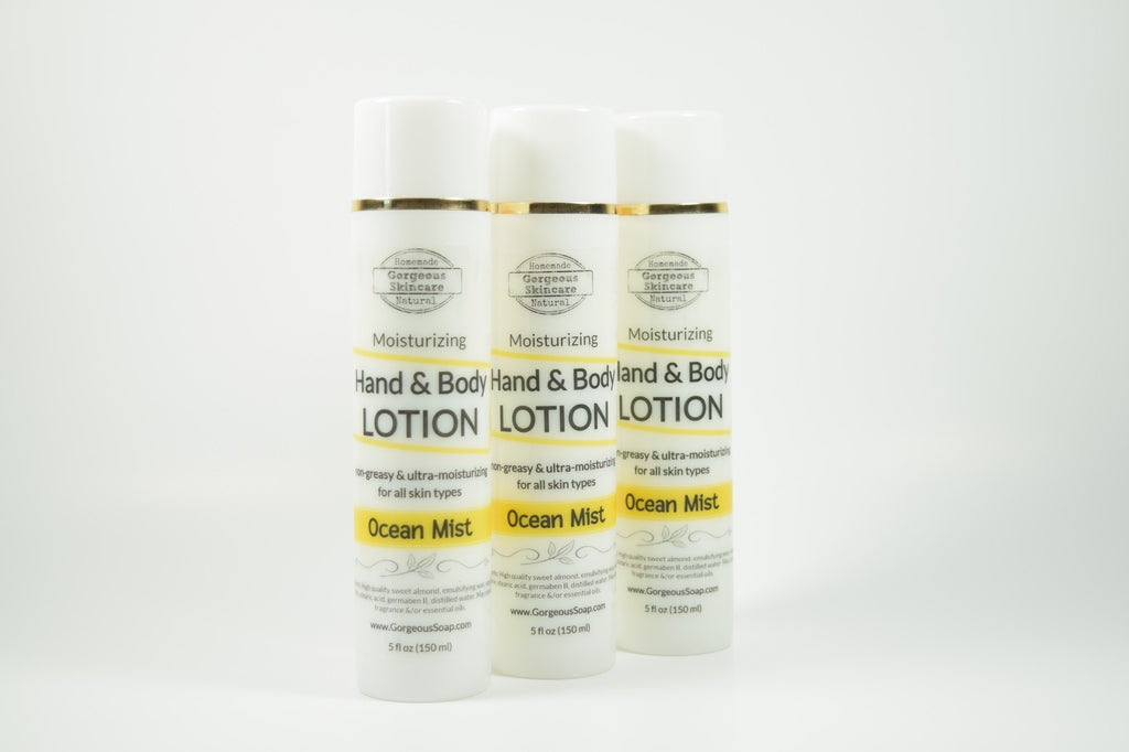 Ocean Mist Hand & Body Lotion