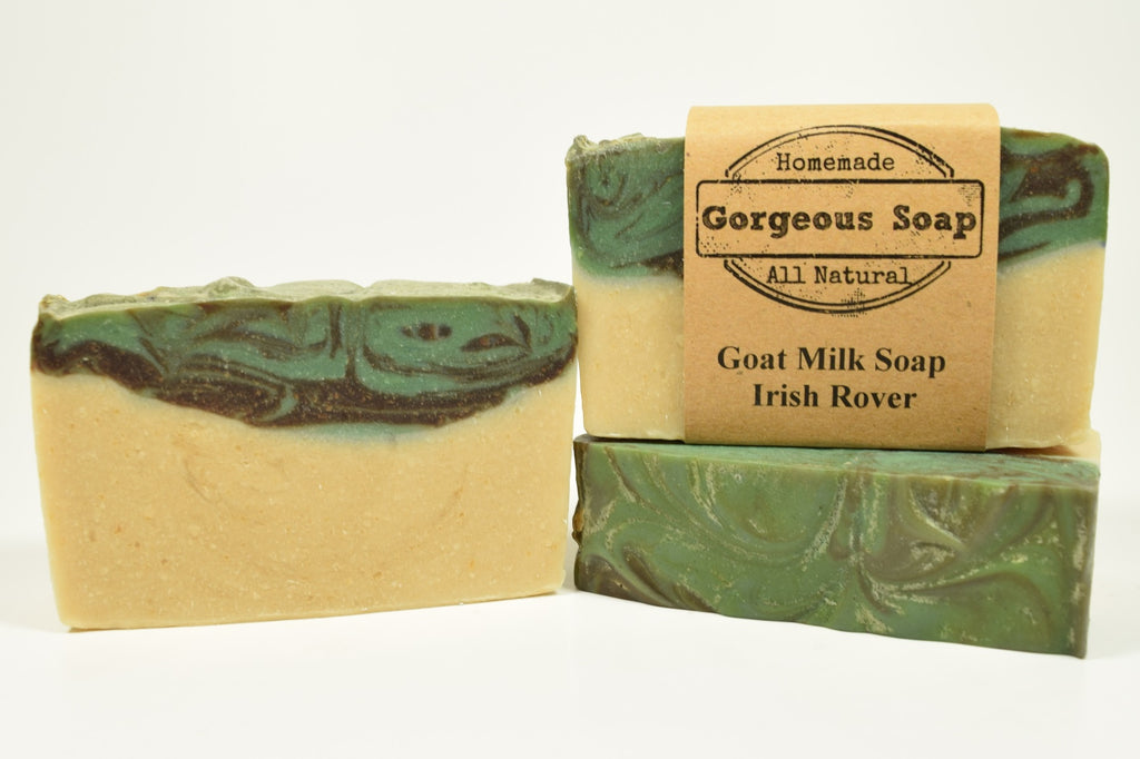 Irish Rover Goat Milk Soap