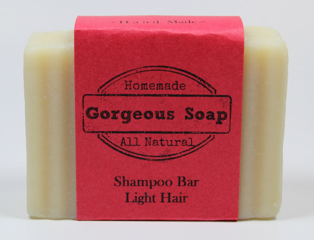 Shampoo Bar for Light Hair