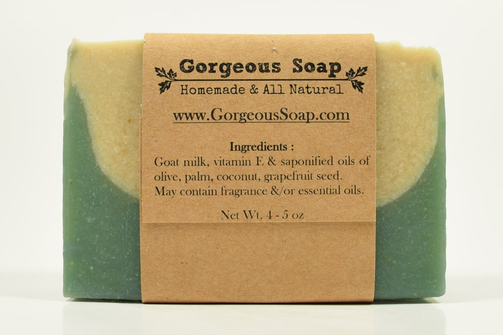 Aromatherapy: Mood Enhance Goat Milk Soap