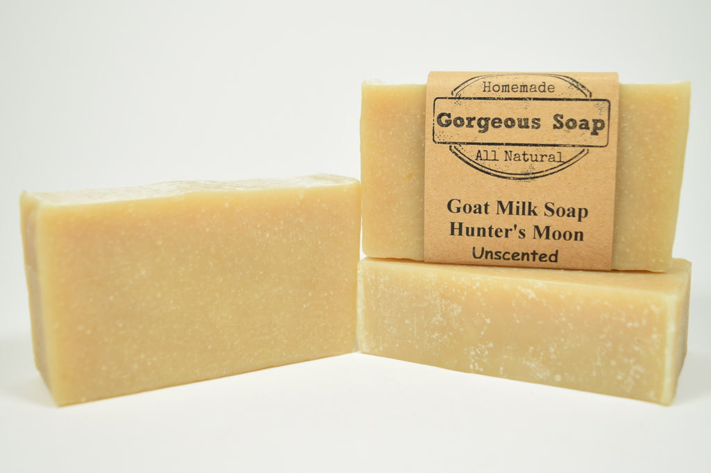 Hunter's Moon Goat Milk Soap