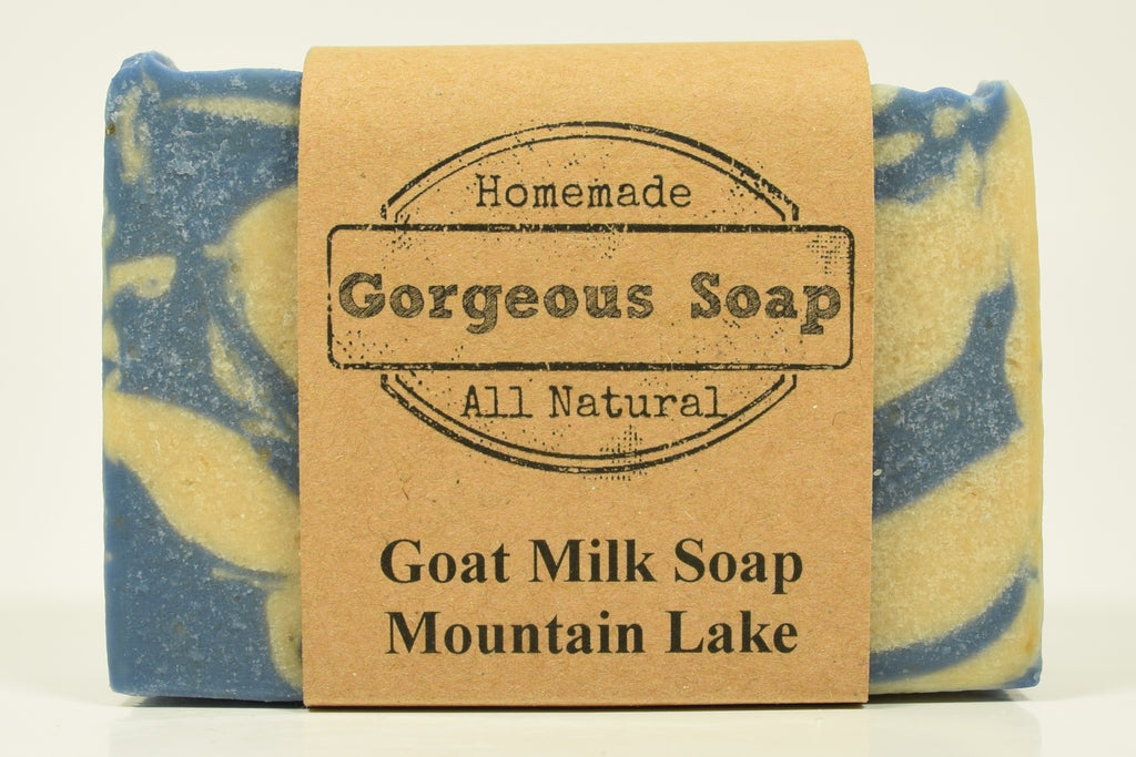 Mountain Lake Goat Milk Soap