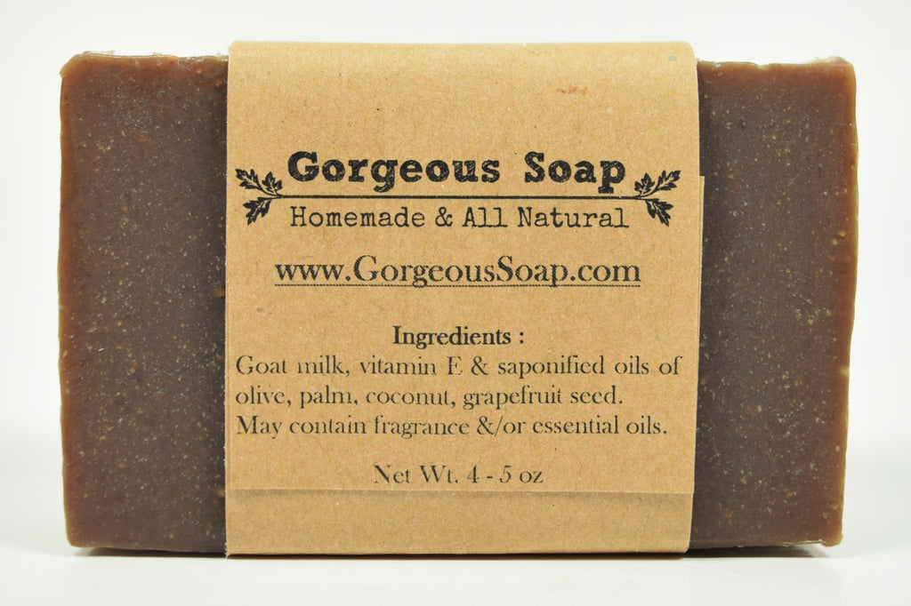 Pink Sugar Goat Milk Soap