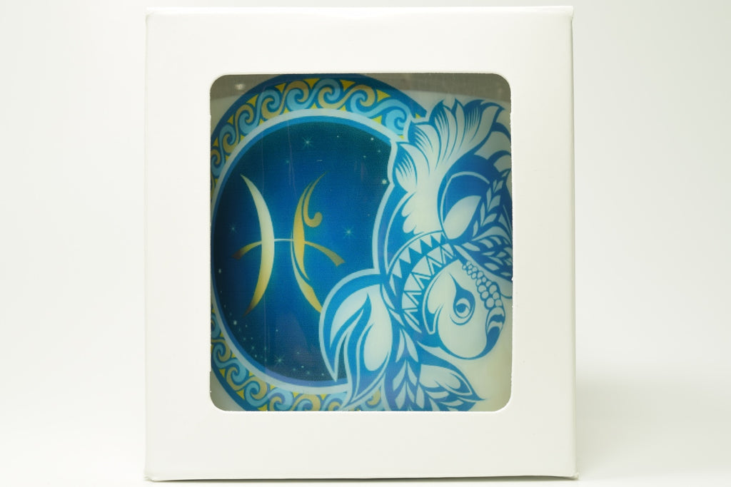 Pisces Zodiac Natural Soy Candles