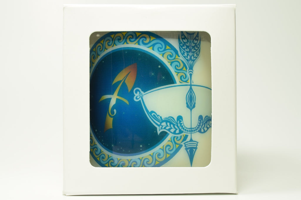 Sagittarius Zodiac Natural Soy Candles