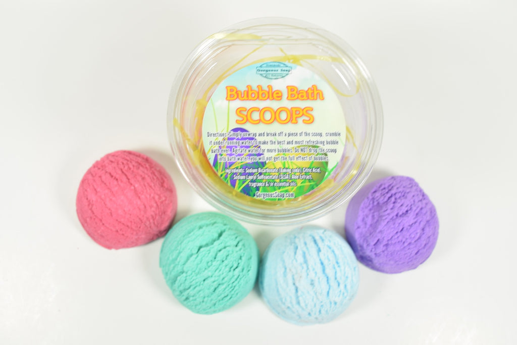 Easter Bubble Bath Scoops