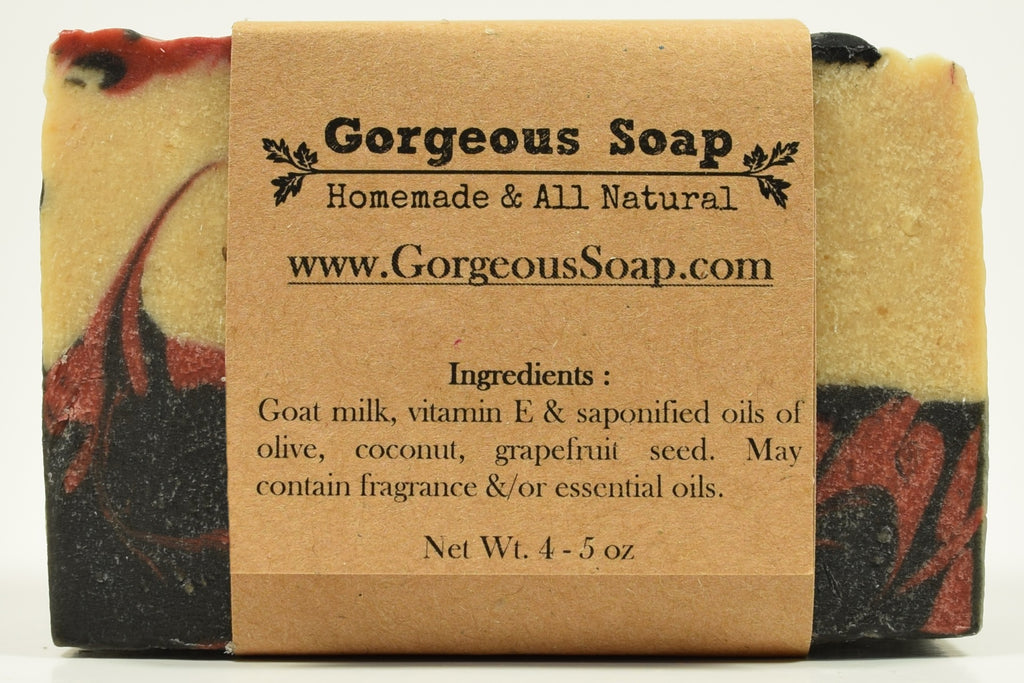 Fun On The Beach Goat Milk Soap