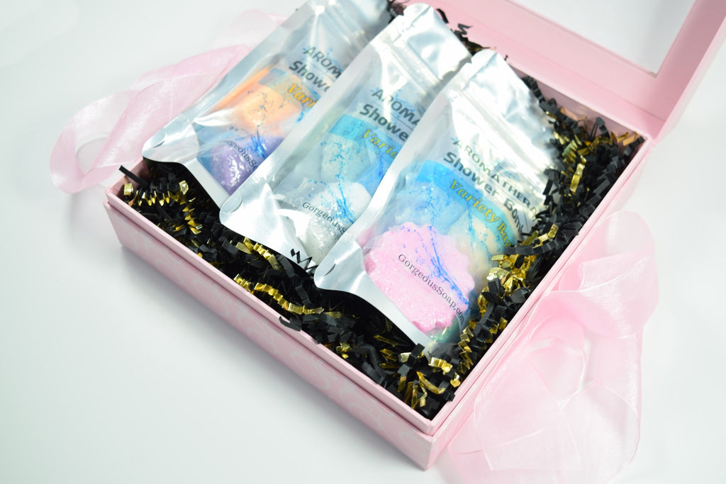 Shower Bombs Gift Box