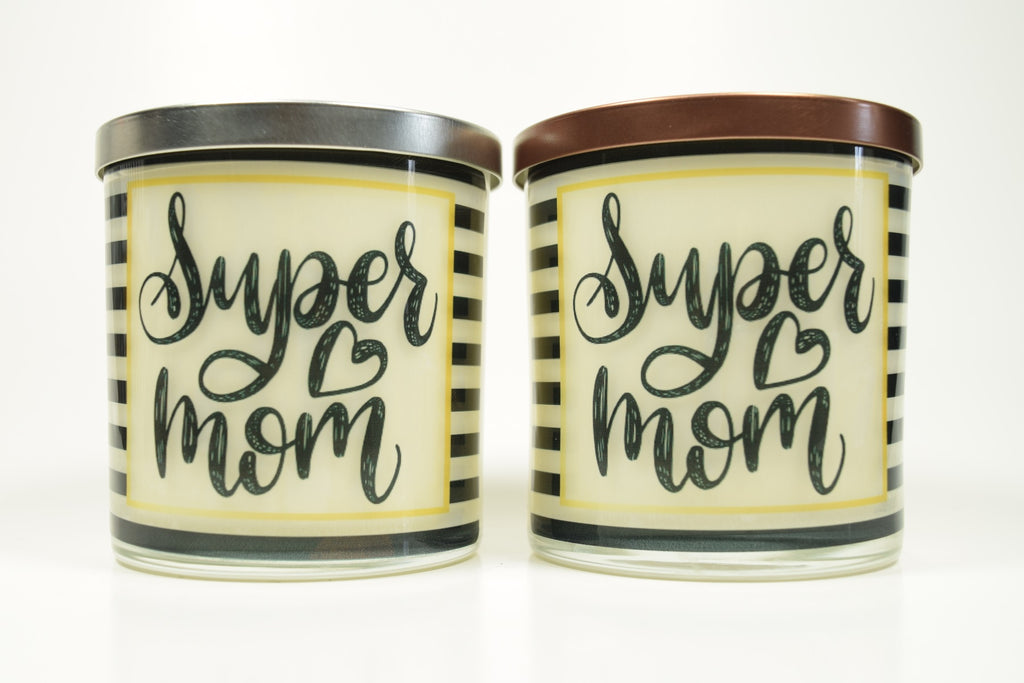 Super Mom Soy Candle