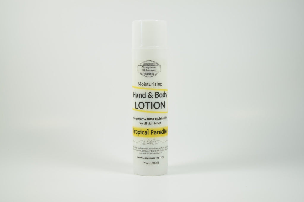 Tropical Paradise Hand & Body Lotion