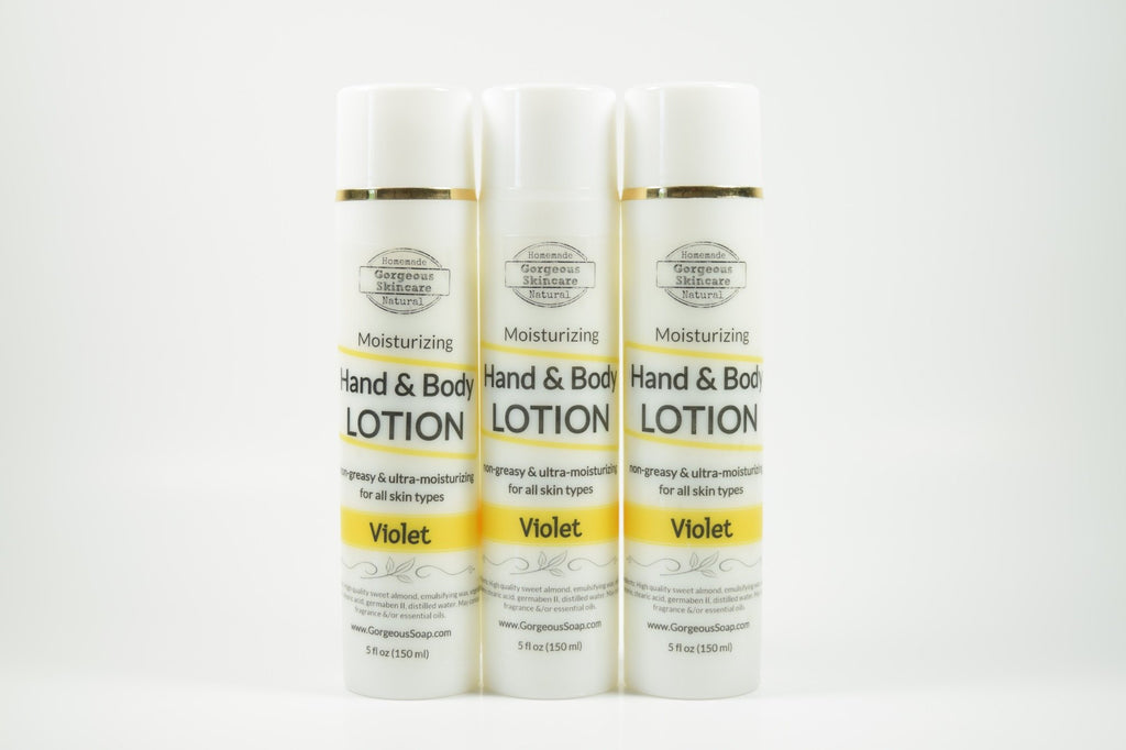 Violet Hand & Body Lotion