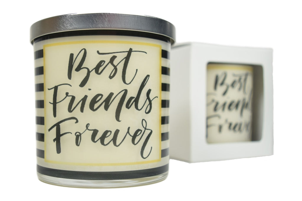 Best Friends Forever Soy Candle