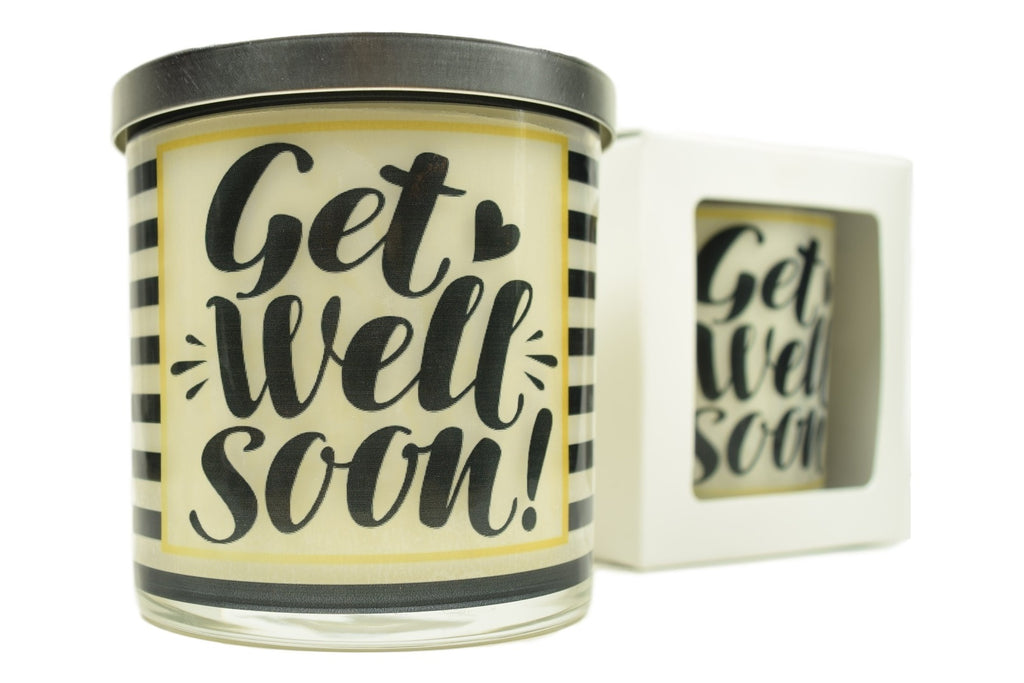 Get Well Soon Soy Candle