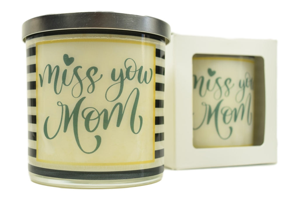 Miss You Mom Soy Candle