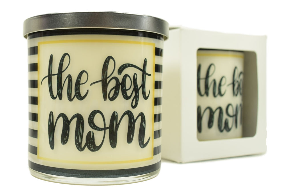 The Best Mom Soy Candle