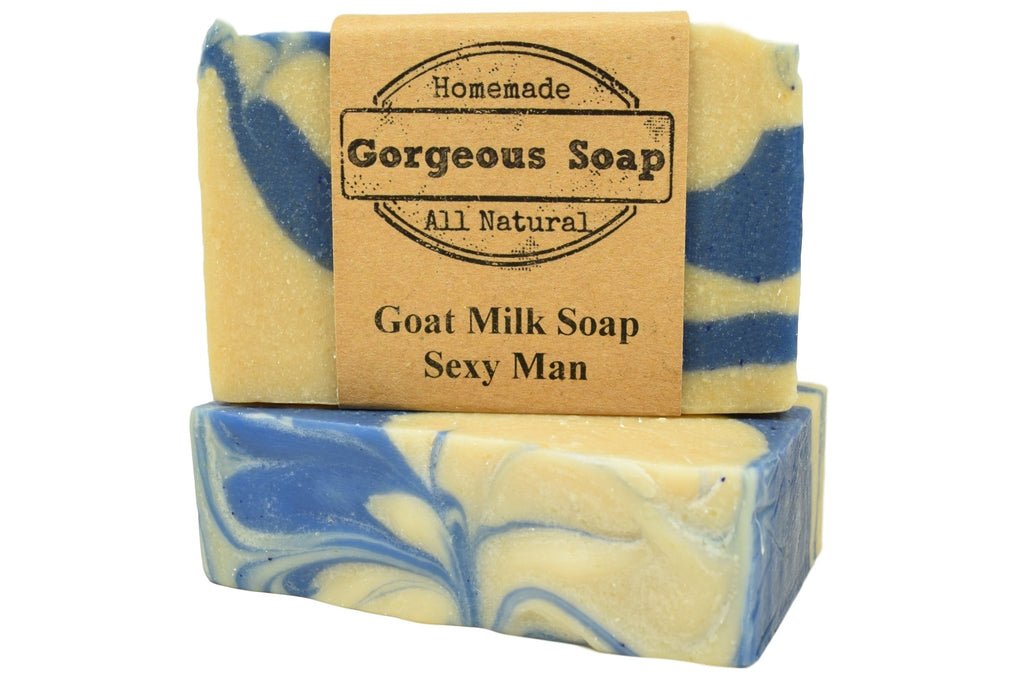 Sexy Man Goat Milk Soap