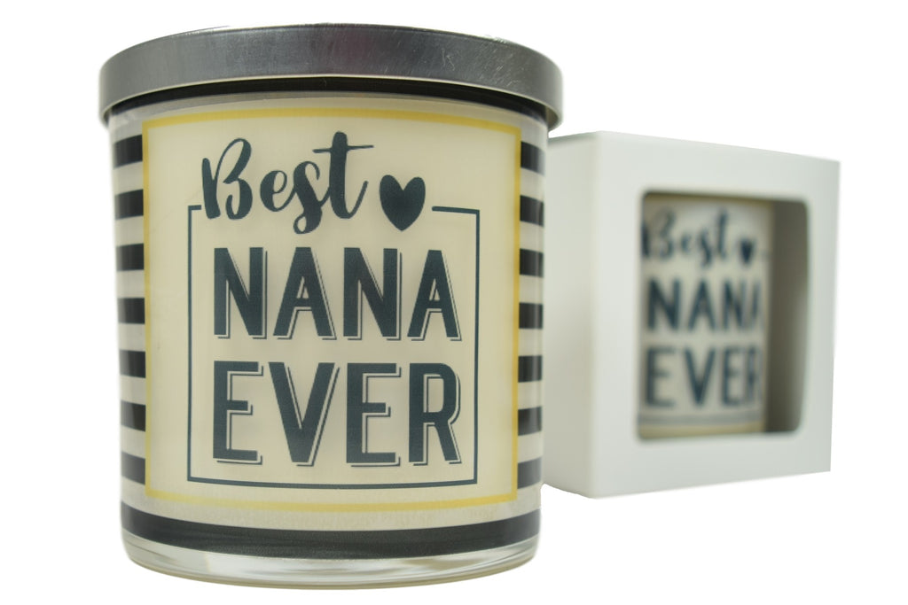 Best Nana Ever Soy Candle