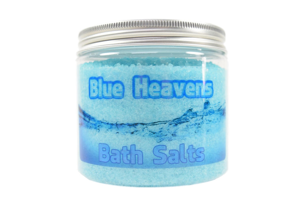 Blue Heavens Bath Salts