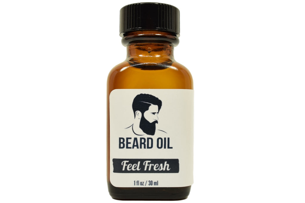 Feel Fresh Beard Oil