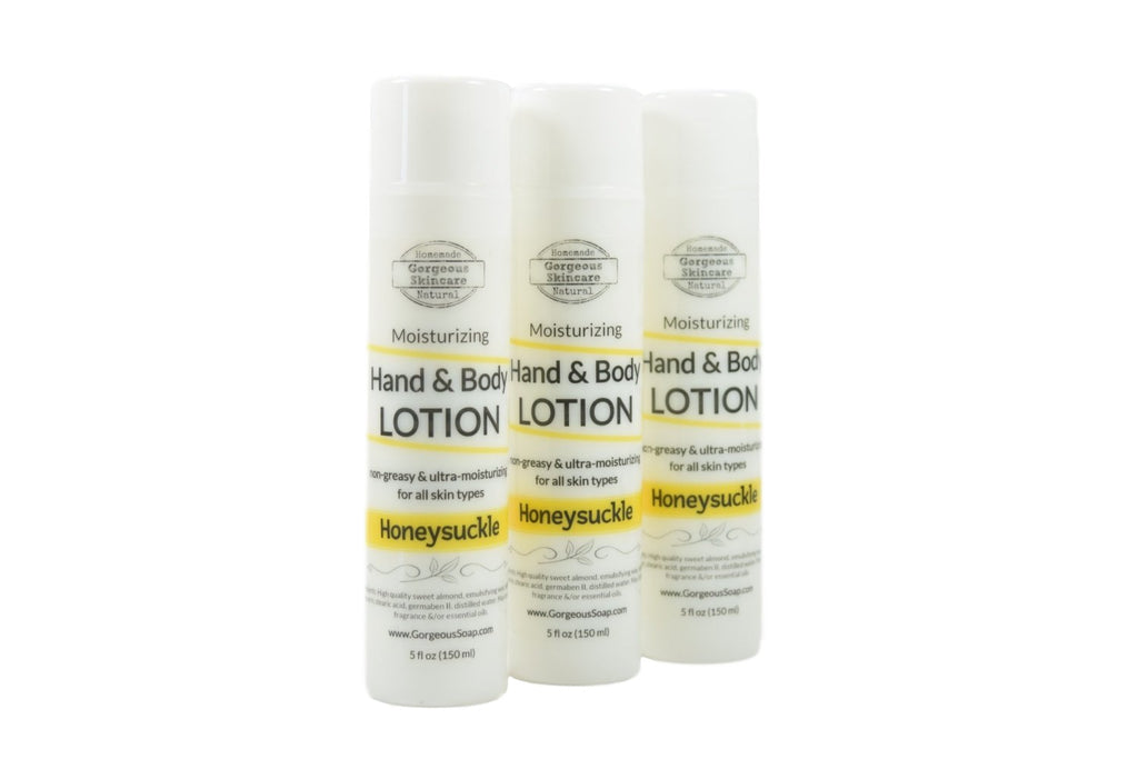 Honeysuckle Hand & Body Lotion